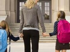 First School Style: Moms