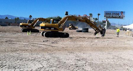 Drive A 1000-Pound Excavator At 'Dig This Las Vegas'