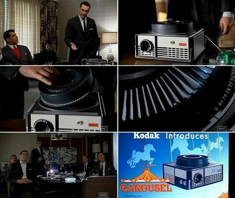 Mad Men - Kodak Carousel - Don Draper presentation