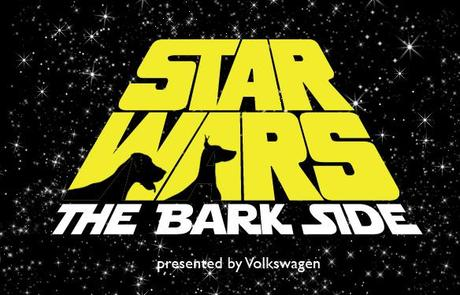 VIDEO: The Bark Side - DOGS Pay Tribute to Star Wars!