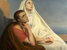 Augustine Monica