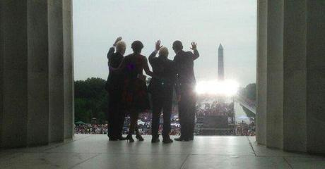 On the 50th anniversary of the March on Washington
