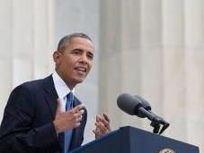 Obama's Speech 50th Anniversary March Washington