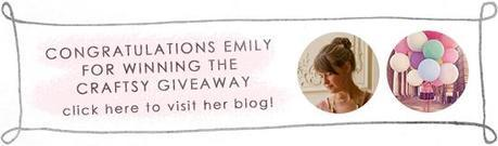 post footers giveaway winner emily Review: Amy Alans Beginner Serging Class