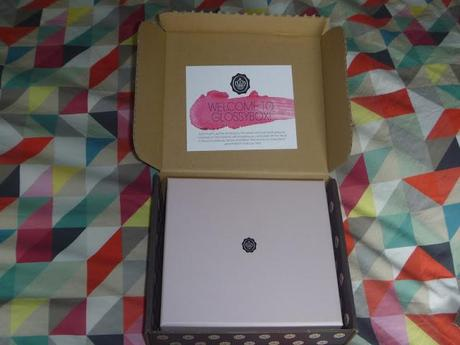My First Glossybox!