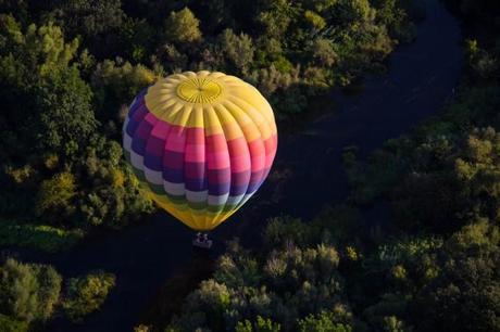 napa valley balloons 13 650x433 San Francisco: Hot Air Balloons and Napa Valley