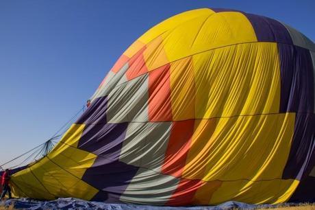 napa valley balloons 15 650x433 San Francisco: Hot Air Balloons and Napa Valley