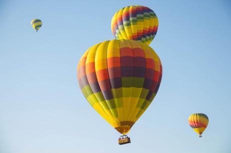 napa valley balloons 6 650x433 San Francisco: Hot Air Balloons and Napa Valley