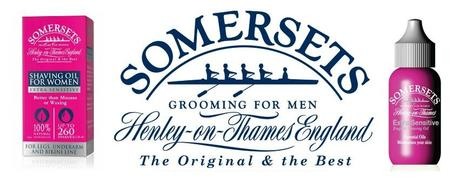 Somersets 100% Natural Aromatherapy Shaving Oil - Best Shave Oil Ever!