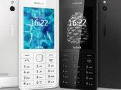 Nokia Simple Mobile Phone with Aluminium Design