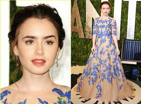 Style Crush - Lily Collins