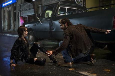AT THE CINEMA: THE MORTAL INSTRUMENTS CITY OF BONES  - SEEN WITH MY KIDS