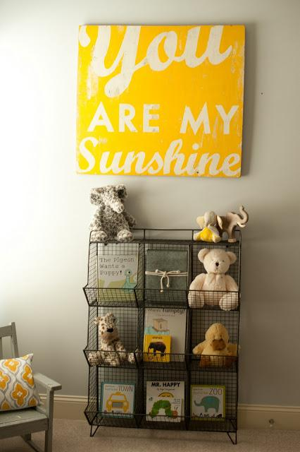 chicbabyhome sunshine Extend Summer with Pops of Yellow in Your Decor!