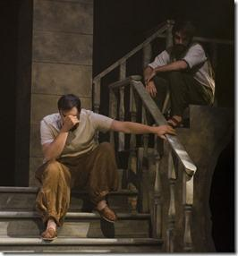 Review: The Last Days of Judas Iscariot (Judas Redux)