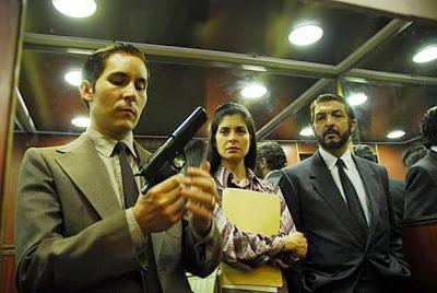 """148. Argentine director Juan José Campanella's """"El secreto de sus Ojos"""" (The Secret in Their Eyes) (2009): Closing of open doors and revealing tales through the eyes, underscoring a visual element one often takes for granted"""