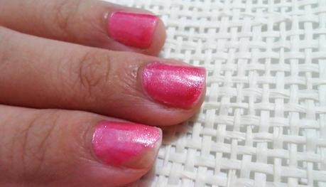Allue Cosmo Pink Waterbased Nail Polish