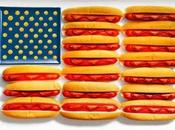 National Flags Created From Foods Each Country Associated With