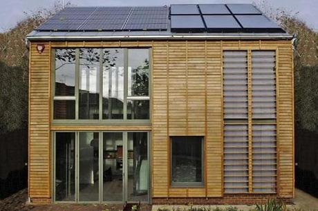 FREE Open Energy-Saving Homes in Hampshire Saturday 7th September 2013