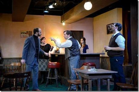 Review: Conversations on a Homecoming (Strawdog Theatre)