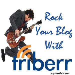 triberr can rock your blog