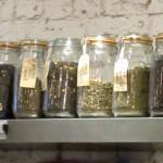 Tea rooms London