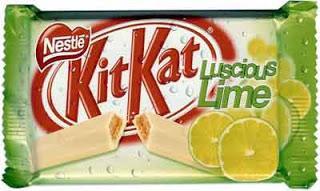 Blast From The Past: Nestlé's Crazy Kitkat Flavours!