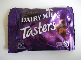 Cadbury Dairy Milk Tasters Review