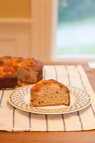 Apricot Rose Ricotta Cake (4 of 4)