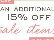 Daily Deal: Save Extra Sale Items Layla Grayce!