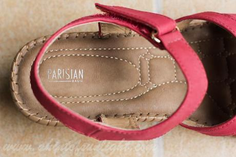 New Shoes from Parisian