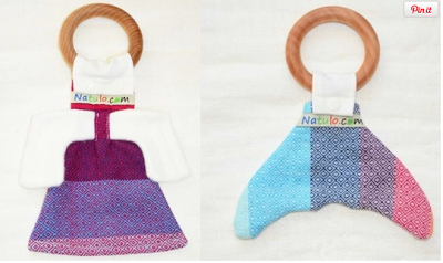 Daily Deal: $10 for $20 Towards Natulo Eco & Organic Teething Products!