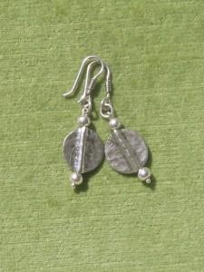 Photo Syrian earrings