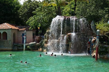 The venetian pool a hidden gem in coral gables florida for Pool show coral gables