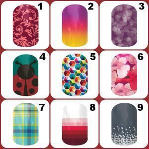 Jamberry 9 nails