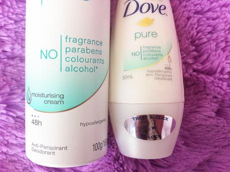 Nuffnang Product Talk: Dove Pure