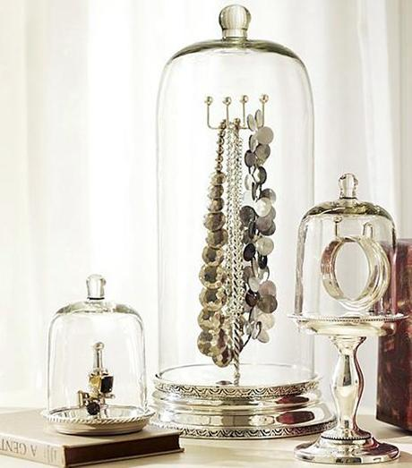 Shopping, Style and Us - DIY Creative Jewellery Storage Ideas - WhoWhatWear