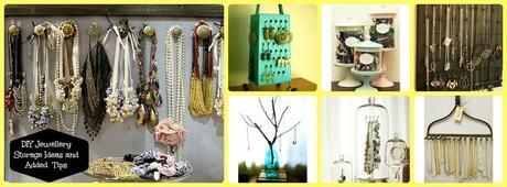 SSU Home | 7 DIY Creative Jewellery Storage Ideas And Why I Would Add My Own Touch To Them