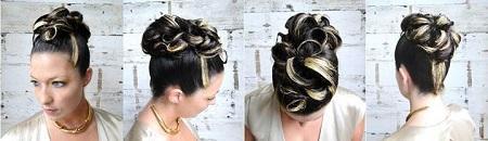 Sensational District 13 To The Capitol Hunger Games Hairstyles Salon Capri Short Hairstyles Gunalazisus