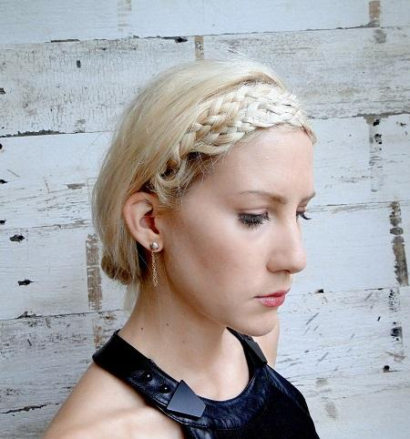 Fabulous District 13 To The Capitol Hunger Games Hairstyles Salon Capri Short Hairstyles Gunalazisus