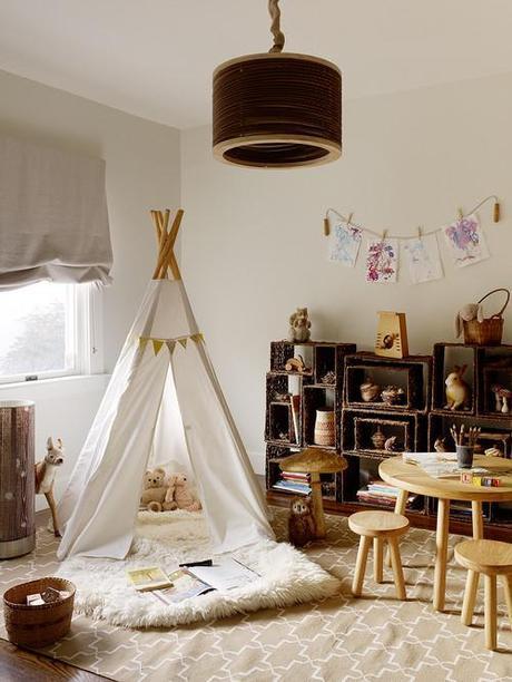 Simone Design Blog Decorating with Baskets