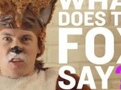"Ylvis ""The Fox"" Official Music Video Straight Head Scratcher"