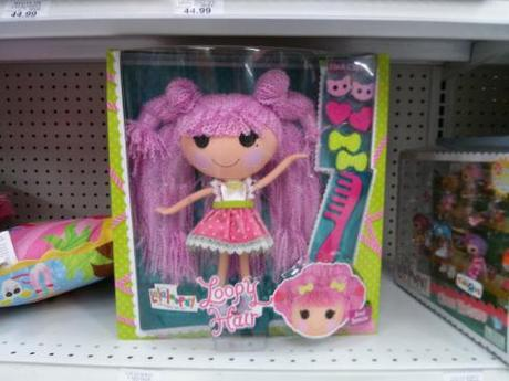 New from Lalaloopsy land...