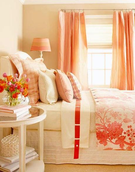 Simone Design Blog|Decorating With Orange