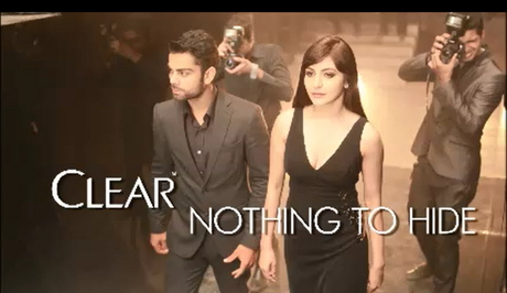 Clear Shampoo - Nothing To Hide Advertisement - Behind Scenes