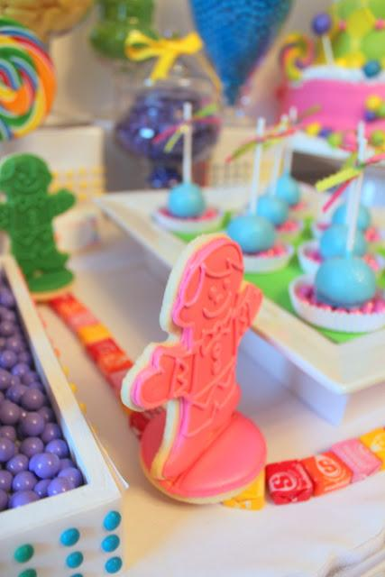 Candy Land Inspired Themed Party For A Sweet 16th By Klm