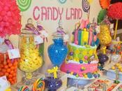 Candy Land Inspired Themed Party Sweet 16th Events