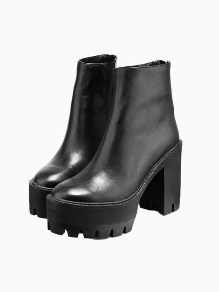 choies trend 2014 leather platform shoes paperblog
