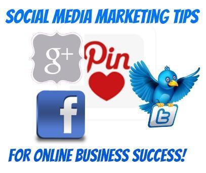 4 social media marketing tips for small business