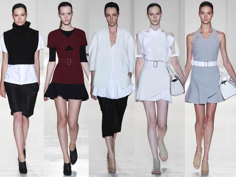 New York Fashion Week - Altuzarra, Alexander Wang, Helmut Lang,Victoria Bekcham, Jason Wu