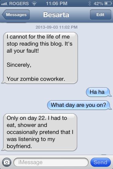 blog 40 days of dating